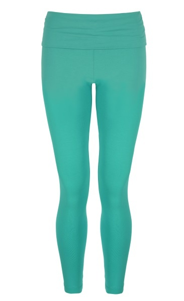 OM Leggings - Minty Fresh