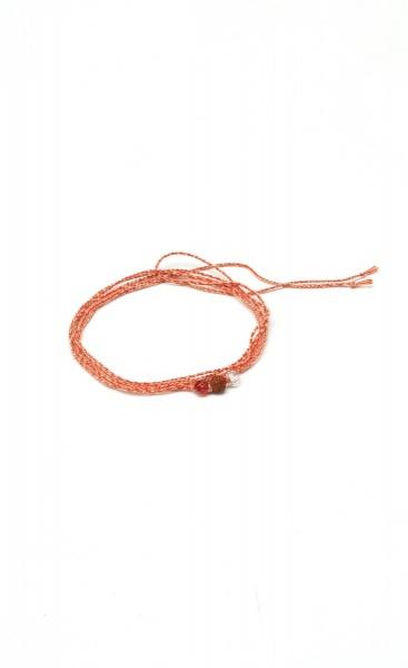 Happiness Bracelet - LS Carnelian