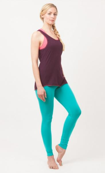 OM Leggings - Minty Fresh - 2