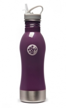 Manduka Water Bottle - Smokey Quartz